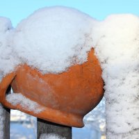 Зима :: Сергей Бабаков