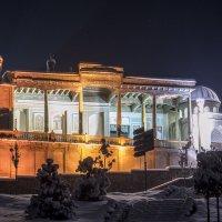 Снег в Самарканде :: Виктор Никонов