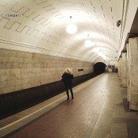 В метро ОХОТНЫЙ РЯД. :: Владимир  Зотов