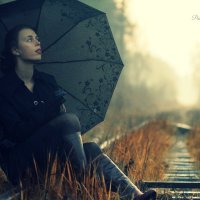 Осенний путь :: Кира Пушечкина
