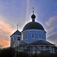 Вечернее небо :: Андрей Куприянов