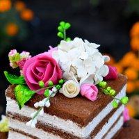 Свадебный торт :: Юлия