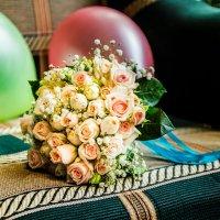 Букет невесты :: Ксения Антосяк