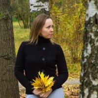 Золотая осень :: Ксения Антосяк