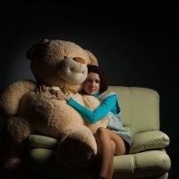 Медвед :: Динара Клювер