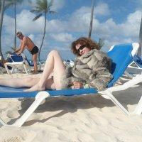 Отпуск :: Динара Клювер