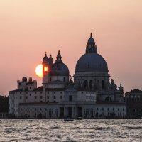 Закат в Венеции :: Олег Чернецов