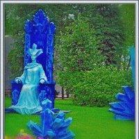 Снежная королева :: Лидия (naum.lidiya)