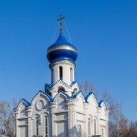 Никольский храм :: Александр Малышев