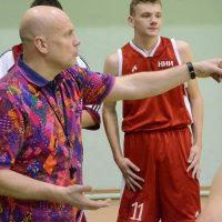 Норильск. Ноябрь -2014. Баскетбол :: victor maltsev