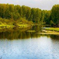 Озеро :: Екатерина Пиняева
