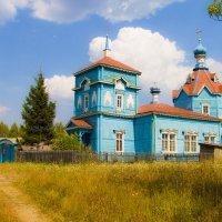 Сельская деревня :: Екатерина Пиняева