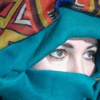 Автопортрет или как сейчас модно называть, сэлфи.:) :: Жанна Викторовна