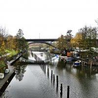 Осень в Стокгольме-13. :: Владимир Михайлович Дадочкин
