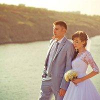 Любовь под солнцем :: Анастасия Бондаренко