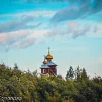 Церковь Нового Уренгоя :: Раиса Торопова