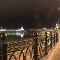 ночная набережная :: Владимир Акилбаев