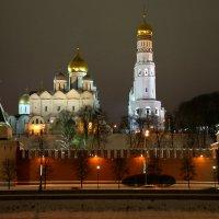 Ивановская площадь в Кремле :: М. Дерксен Derksen