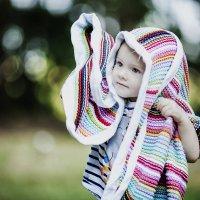в одеяле :: яна асмолова