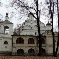 Церковь Покрова Пресвятой Богородицы в Рубцове. :: Александр Качалин