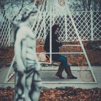 В Парке :: Ирина Малинина