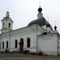 Церковь Николая Чудотворца в Покровском. :: Александр Качалин