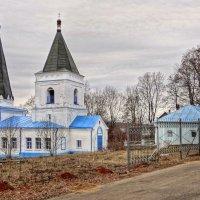 Церковь в селе Анино :: Андрей Куприянов