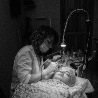 Красота требует жертв:) :: Оксана Коваленко