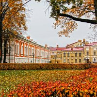 Осенний Петербург :: Наталья Каравай