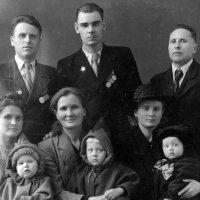 Из семейного архива. 1950г. :: Tata Wolf