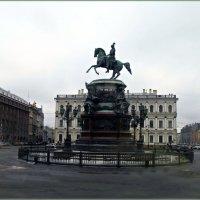 Памятник Николаю I :: Оксана Н