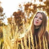 Солнце в волосах :: Марина Юдина