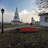 Ноябрьские краски :: Виктор Берёзкин
