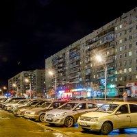 г.Рыбинск ул.Герцена :: Александр Ребров