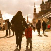 мама и сын :: Катерина Орлова