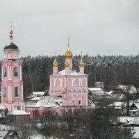 Церковь Бориса и Глеба. :: Oleg4618 Шутченко