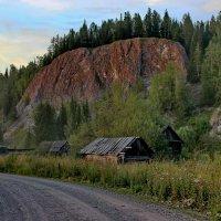 У камень-горы. :: Наталья Юрова