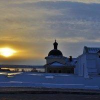 Закат в Казанском кремле :: Никита Борисов