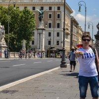 На дорогах, которые привели в Рим.. :: Мари Кузнецова