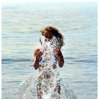 скульптура из воды :: Наталья Мерзликина