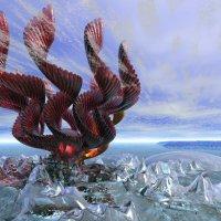 Цветы Титана :: Александр Акилов