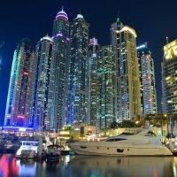 Dubai marina :: Кирилл Антропов
