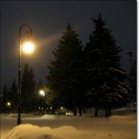 Зимний вечер :: muh5257