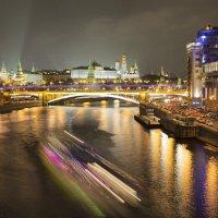 Стандартные положения в вечерней Москве - продолжение :: Pavel Stolyar