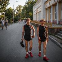 Два брата - акробата :: Константин Фролов