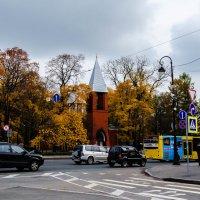 храм иоана предтечи недалеко от ушаковского моста :: Даниил pri (DAROF@P) pri