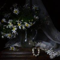 Как терпко пахнут поздние цветы... :: Романенко Людмила Ивановна