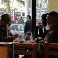 В кафе :: GL