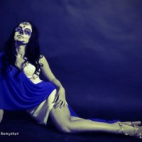 "S.Kris Photoprojekt ""Halloween"" :: Кристина Бессонова"