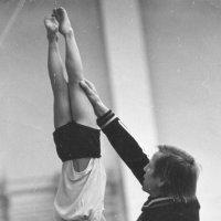 """Норильск -1979 год. Дворец спорта """"Арктика"""" :: victor maltsev"""